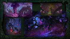 MMO-Champion - World of Warcraft: Legion - World and Content Overview World Of Warcraft Legion, Environmental Art, Content, Image, Google, Champion, Night