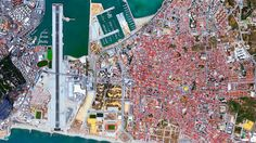 'Daily Overview' Is Proof That Earth Is Stunning From Above Gibraltar International Airport