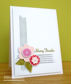 Stamping & Sharing: August 2013