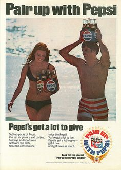 """Pair up with Pepsi"""
