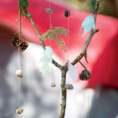 1000 images about preschool ideas nature crafts on for Outdoor crafts for camping