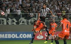 Blog Esportivo do Suíço:  Fred faz quatro gols, Atlético-MG vira jogo em dois minutos e vence primeira na Libertadores