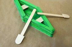 how to make popsicle stick bench