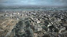 City of Ruins by Platige Image , via Behance