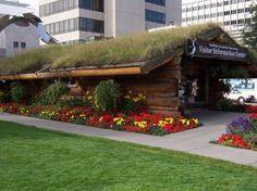 Visitor's Center, Anchorage, Alaska
