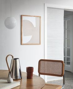 TDC: Object Blanc by Atelier Cph home - maison - decoration - deco - interior design - salon - appartement - apartment - flat - living room - house - design - bohemia - boheme - recup - upcycling - kitchen - bedroom - scandinavian - scandinave / Interior Design Minimalist, Modern Kitchen Design, Minimalist Decor, Modern Design, Contemporary Design, Minimalist Living, Minimalist Bedroom, Contemporary Chairs, Minimalist Kitchen