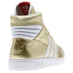 Fancy - Adidas Originals Pro Conference Hi Gold Metallic