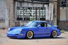 Porsche 964 by Reuss