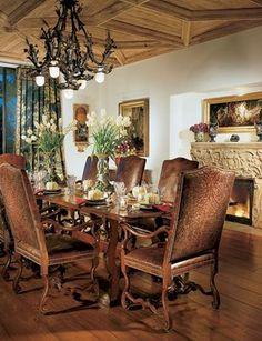 80 Best Spanish Dining Room Ideas Spanish Style Spanish Dining Room Spanish Style Homes