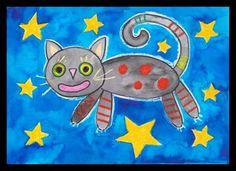 Kočka – vodovzdorný vosk