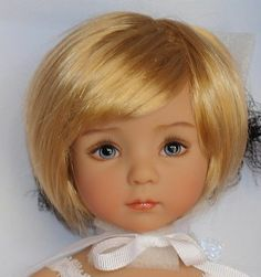 "Precious 13"" Little Darling Doll by Effner | eBay. Ends 3/23/14. Start bid $595.00. BIN $950.00. Sold for $620.00 on 3/23/14."