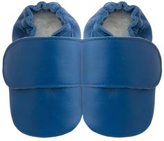 True Blue Shoes