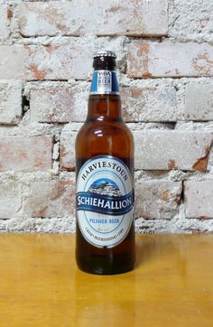 Harviestoun Schiehallion (4,8% / Premium American Lager / Clackmannanshire - Escócia) #cerveja #beer