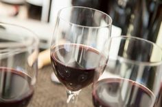 A small study found that people with controlled Type 2 diabetes who drank red wine daily had improved cholesterol.
