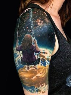Amazing tattoo...