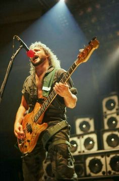 The great Michael Anthony