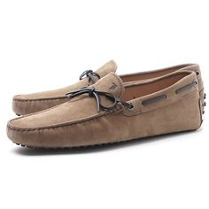 d9f862c97726 TODS Gommino Drivers Suede