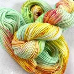 Yarn Baby — The Garden