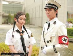 white ss uniform - Google Search