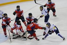 Olympics Officials Discuss a Potential First: A Unified Korean Hockey Team