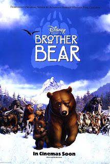 Fratele Urs Online Dublat In Romana Brother Bear Disney Movie Posters Cartoon Movies