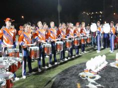 FSU vs Clemson Drum Off 11/13/2010 (Part 1). I guess they're called big8 for a reason :)