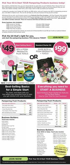 Starting today we get paid every week. Sign up today and get some sales. Get paid on Wednesday. You could earn you kit investment back in a week. You have nothing to lose. www.perfectlyposh.com/daniellemoore/join