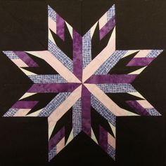 Colorado Star Quilt Block | Nifty Fifty Quilters Website