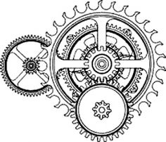 Gears? About... tattoos?