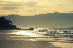 Canto da praia.