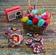 Feito à mão  Fio 100% algodão orgânico  009559900  ...so lovely!