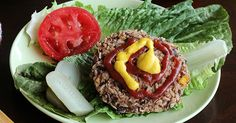 Black Bean Burgers #recipe
