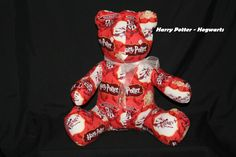 Nina's Share-A-Bear with Harry Potter Characters by NinasShareABear on Etsy Harry Potter Characters, Harry Potter Hogwarts, Scary Kids, Very Scary, Teddy Bear, Children, Etsy, Young Children, Boys