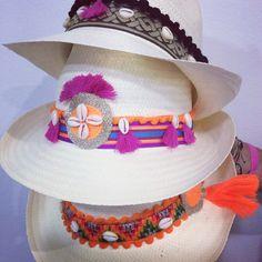 Sombreros especiales Agua Dulce