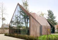 Einfamilienhaus bei Gent von Graux Baeyens / Kein Vorne und kein Hinten - Architektur und Architekten - News / Meldungen / Nachrichten - Bau...