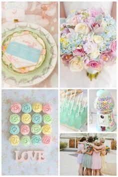 candy crush pastel colour scheme