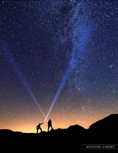 Fight for the galaxy by Antoine CIBERT on 500px