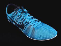 Nike Victory 2 Flywire Distance XC Track Running Spikes Mens Size 12.5 Blue #Nike #LightweightDistanceRunningTrackSpikes