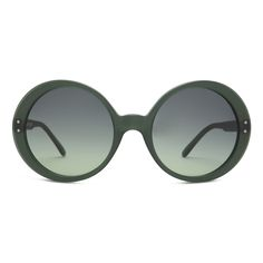 NEW RELEASE 'Oops' (1973) in Matte Jade - Oliver Goldsmith Sunglasses
