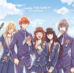 Fruits Basket Cosplay, Fruits Basket Manga, Old Anime, Manga Anime, Anime Art, Whiskers On Kittens, Otaku, Volleyball Anime, Sad Pictures