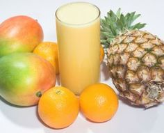 Healthy Orange Dream Drink