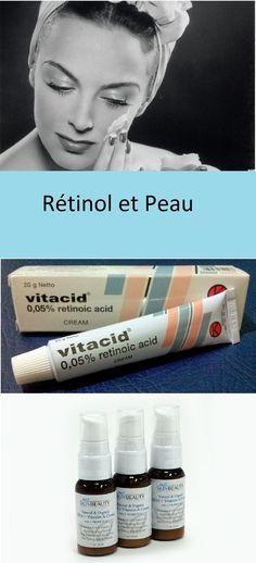 Le rétinol est une molécule utilisée tout d'abord par les dermatologues en prescription. Sa version médicale appelée acide rétinoïque (ou vitamine A acide) est pour ces spécialistes de la peau un actif essentiel contre les microcassures du derme qui sont à l'origine des rides, mais aussi contre le vieillissement photo-indui