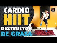 Cardio HIIT Qema Grasa en 15 MINUTOS RUTINA 3 | RETO FIN DE AÑO - YouTube
