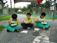 舊愛花蓮-親子教育生態慢遊: 2014議長盃軟式網球錦標賽之來吃便當