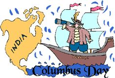 Columbus Theme Page - Activities, lessons, worksheets, ideas, links, and more
