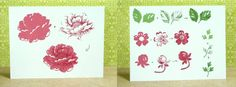 Stippled Blossoms Index by galleryindex - Cards and Paper Crafts at Splitcoaststampers