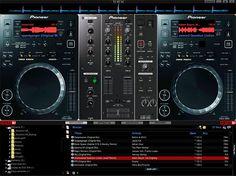 Skin VirtualDJ Pioneer CDJ350 DJM350