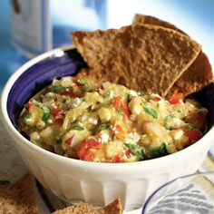 Mediterranean recipe gotta love!