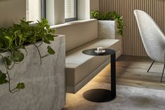 Timber Battens, Joinery Details, Metal Side Table, Banquette Seating, Velvet Armchair, Workplace Design, Interior Architecture, Outdoor Furniture Sets, Interiors