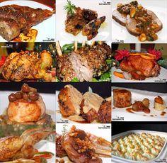 Doce recetas de carne para Navidad, estupendas ideas para elegir uno de los platos fuertes de nuestra mesa festiva. Hay asados al horno, carnes rojas y aves, pero además queremos que sepáis que en estos días vamos a continuar preparando platos principales para estas fiestas, uno de los primeros será el Pavo de Navidad. …